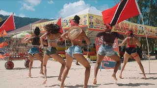 Nailah Blackman - Bang Bang (Official Dance Video) | 2019 Soca