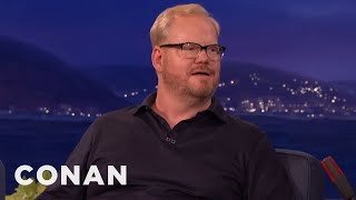 Jim Gaffigan Is Doing Stand-Up For The Pope  - CONAN on TBS