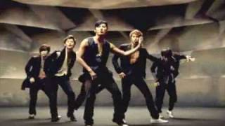 Mirotic Dance Mirrored Version - TVXQ!