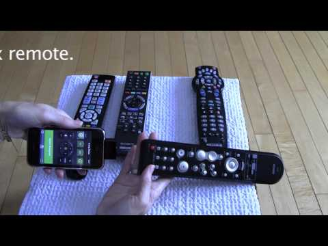L5 Remote- Iphone or Ipad for remote control - how to to install and make your own remote