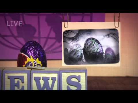 "Cadbury Screme Egg ""Goo News 2"""