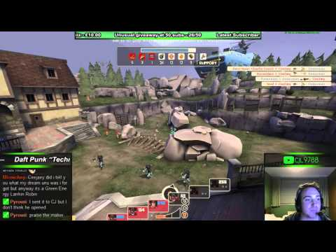 MvM: 5 LASER WEAPON Soldiers, 1 scout