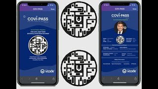 Video: COVI-PASS: Digital Health Passport for the 'New Normal' Life