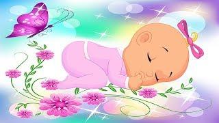 Música Para Dormir Bebés y Relajante Animación con Mariposas