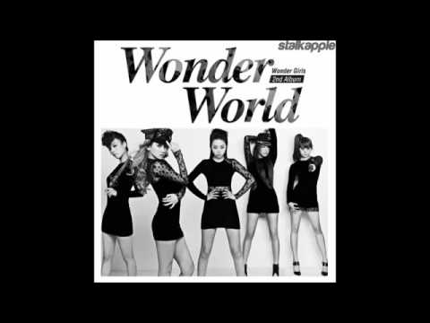 Wonder Girls(원더걸스) - Be My Baby(English Version) + Lyrics Music Videos