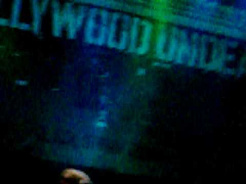 Hollywood Undead - Black Dahlia LIVE 7/21/09 Video