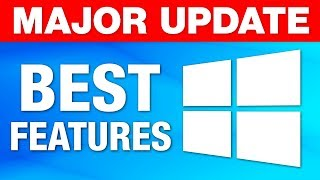 "Windows 10 Major ""October Update"" - Best New Features! (2018)"