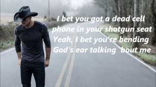Watch Tim McGraw Highway Dont Care video