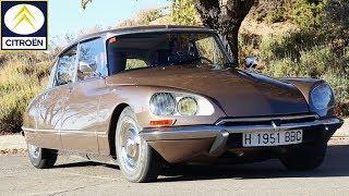 Citroën DS: Un Clásico Extraordinario en Video
