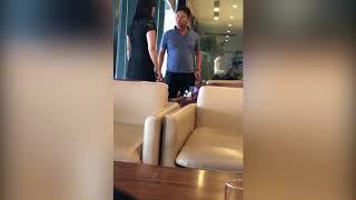 Xôn xao clip hoa khôi và giám đốc bị đánh ghen ở sân bay Nội Bài | VUA TV