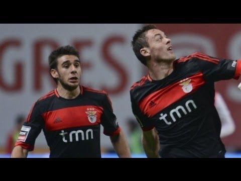 Olhanense 0 2 Benfica | Relato antena 1 dos golos de Salvio e Matic