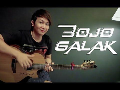 (Pendhoza / Nella Kharisma / Via Vallen) Bojo Galak - Nathan Fingerstyle  | Guitar Cover