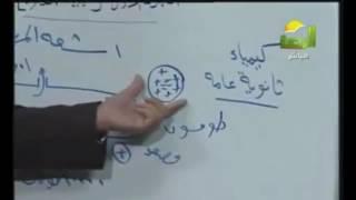 مراجعه شرح كيمياء الصف الثاني الثانوي -الباب 1-ج1(كيمياء 2ث)