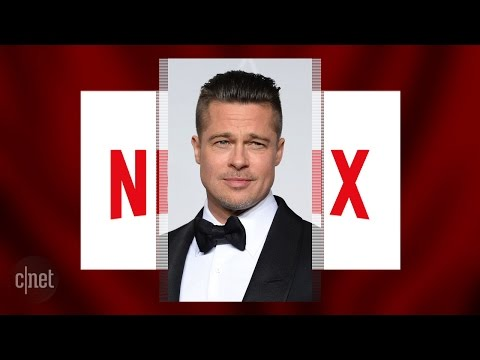 Netpicks - Brad Pitt comes to Netflix!