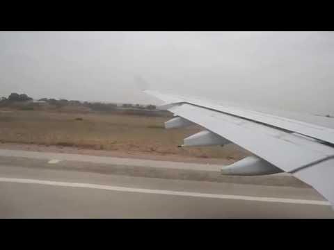 A340 TAKE OFF Luanda