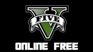 Kako igrati GTA V ONLINE BESPLATNO/FREE