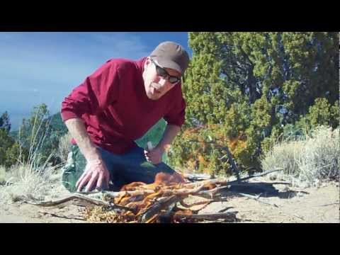 Fire Piston - How To Make A Campfire
