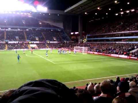 Yossi Benayoun scores the winner Aston Villa 1-2 Arsenal