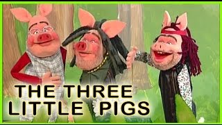 THE THREE LITTLE PIGS Bedtime Story For Children