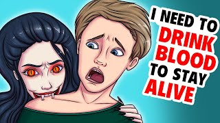 I Became a Vampire at 16 | My Animated Story