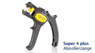 Jokari - Abisolierzange Super 4 plus / Wire stripper Super 4 plus