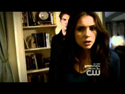 The Vampire Diaries Season 2 Episode 11 - Elena And Elijah video