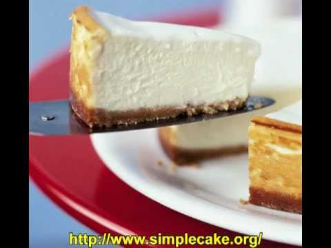 How To Bake Cheesecake - Video Recipe
