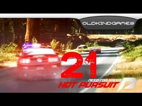 Прохождение Need for Speed: Hot Pursuit #21 ( McLaren SLR )