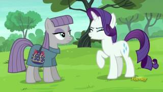 Maud finds out Pinkie sold her Party Cannon