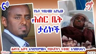 የአቶ ሃብታሙ አያሌው የእስር ቤት ታሪኮች - Ato Habtamu Ayalew Testimony Like VOA Interview