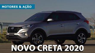Novo Creta 2020 | Hyundai | Lançamento | motoreseacao