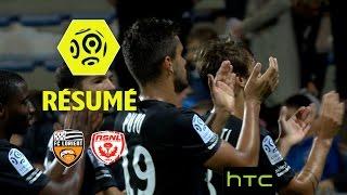 FC Lorient - AS Nancy Lorraine (0-2) - Résumé - (FCL - ASNL) / 2016-17