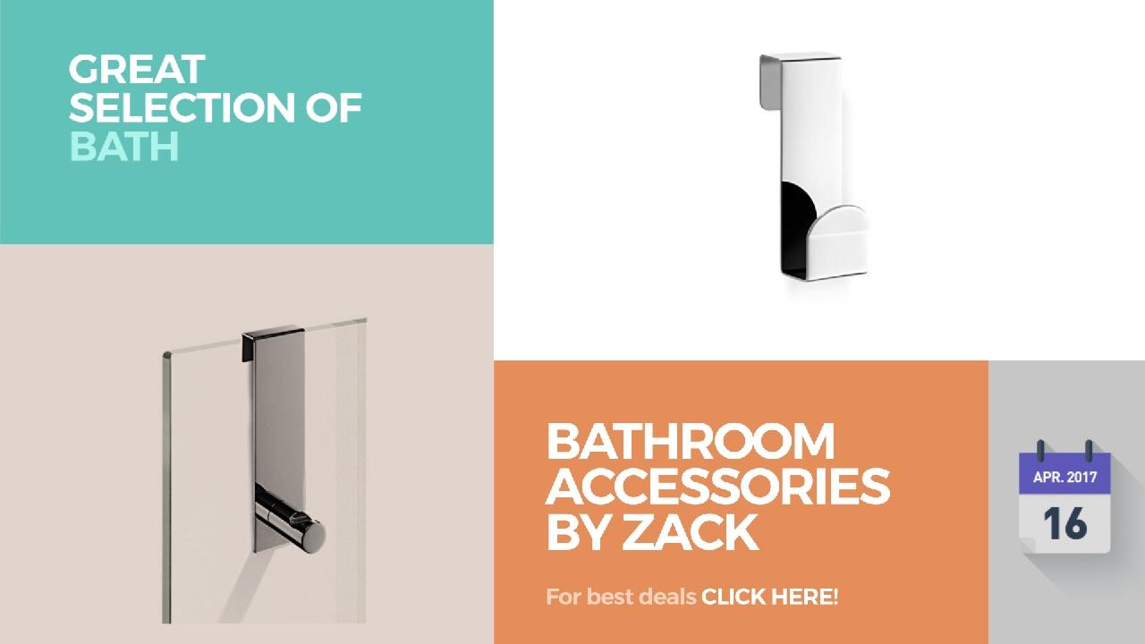 Zack bathroom accessories