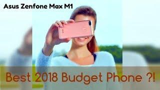 Budget 2018 Smartphone - 1.Asus Zenfone Max Plus M1