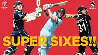 Bira91 Super Sixes! | New Zealand vs England | ICC Cricket World Cup 2019