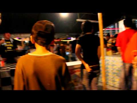 Visit to night market @ B.S.B, Brunei