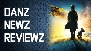 The Adventures of Tintin - Danz Newz Reviewz - The Adventures of TinTin (2011)