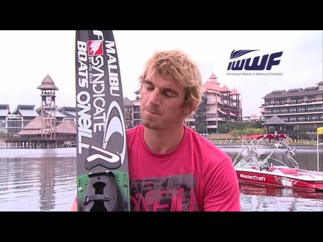 IWWF World Cup feature - Will Asher