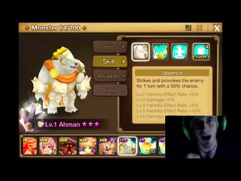 War Bear Summoners War ▶ Summoners War Bearman