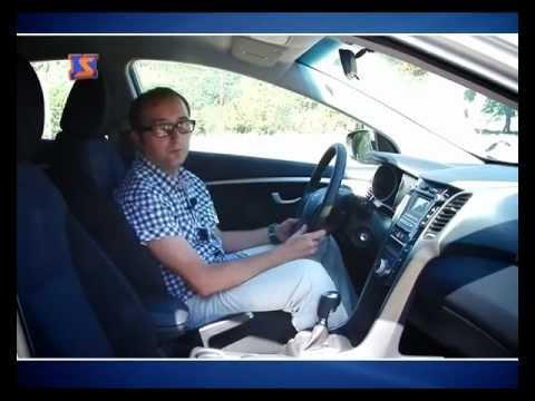 Тест-драйв Hyundai i30 New
