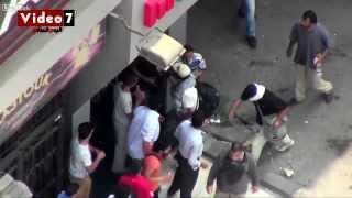 Egypt: provocateurs shooting at police