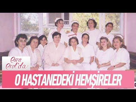 O hastanedeki hemşireler - Esra Erol'da 7 Kasım 2017