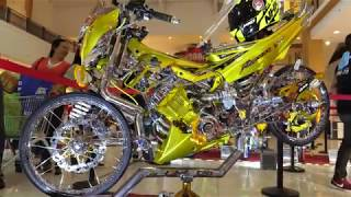 New Motor Models in Motor Show in Gensan G-Mall