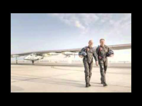solar impulse 2 plane set for around-the-world flight
