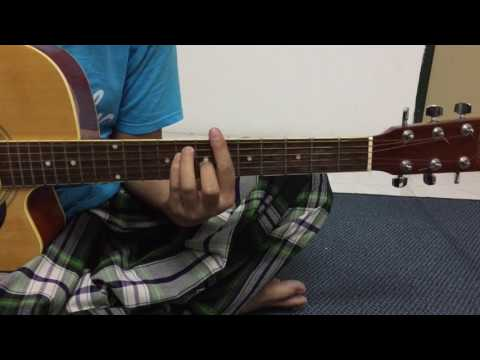 Aliff Aziz ft Mira Filzah - Sandar Padaku (Chord)