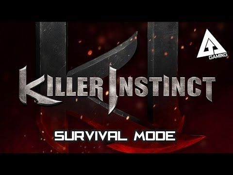 Killer Instinct Xbox One Gameplay - Survival Mode