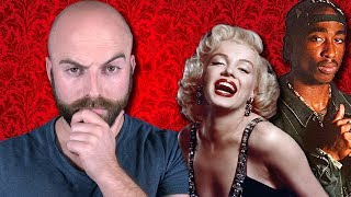 10 Infamous Celebrity MURDERS that Remain Unsolved