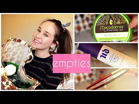 EMPTIES: Products I've Used Up - Reviews on Makeup, Skincare, Hair, Tea