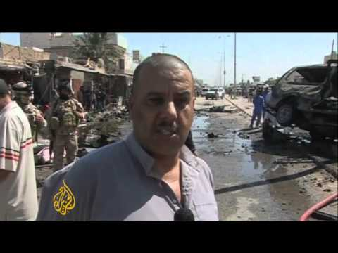 Deadly wave of car bombs strikes Iraq