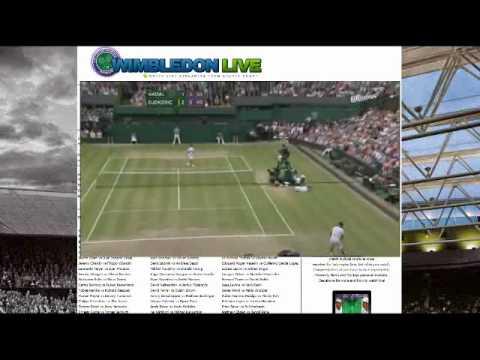 Watch Wimbledon 2012 Live Online